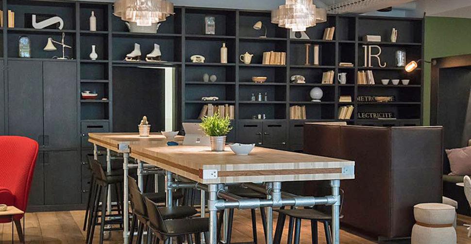Billot en bois de bout - Créations pour architectes ou décorateurs d'intérieur