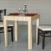 Table bois de bout
